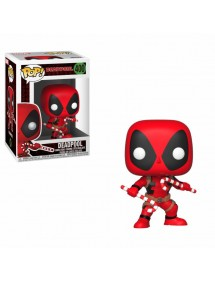 POP MARVEL  400 DEADPOOL HOLIDAY ((Candy Canes)