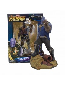 MARVEL GALLERY PVC DIORAMA  AVENGERS INFINITY WAR - THANOS