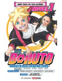 BORUTO - NARUTO NEXT GENERATIONS NOVEL  1