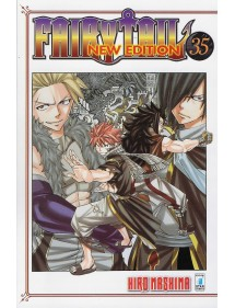 FAIRY TAIL NEW EDITION  35