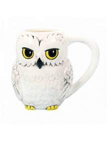HARRY POTTER  TAZZA 3D SHAPED HEDWIG