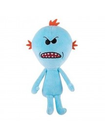 RICK AND MORTY GALACTIC PLUSHIES  MEESEEKS ANGRY