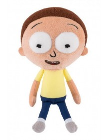 RICK AND MORTY GALACTIC PLUSHIES  MORTY SMILING