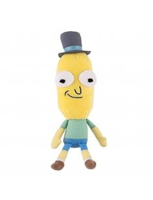 RICK AND MORTY GALACTIC PLUSHIES  MR POOPY BUTTHOLE