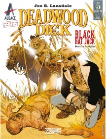 DEADWOOD DICK  5 BLACK HAT JACK
