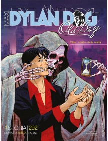 DYLAN DOG MAXI  OLD BOY