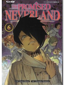 PROMISED NEVERLAND (THE)  6