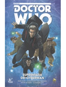 DOCTOR WHO SUPREMAZIA DEI CYBERMAN  VOLUME UNICO