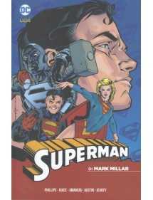 SUPERMAN DI MARK MILLAR  VOLUME UNICO