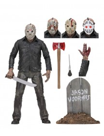 FIGURE NECA  FRIDAY THE 13TH PART V - A NEW BEGINNING