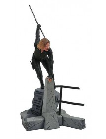 MARVEL GALLERY PVC DIORAMA  AVENGERS INFINITY WAR - BLACK WIDOW
