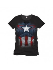 T-SHIRT  CAPITAN AMERICA SUIT TG XL