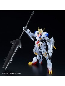 HG GUNDAM IRON-BLOODED ORPHANS SCALE 1/144  LIMITED - GUNDAM BARBATOS LUPUS REX (CLEAR COLOR)