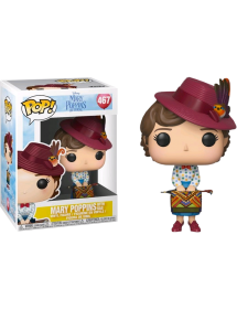 POP  467 MARY POPPINS RETURNS - MARY POPPINS ( WITH BAG)
