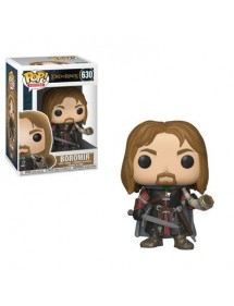 POP MOVIES  630 THE LORD OF THE RINGS - BOROMIR