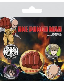 SPILLE PACK  ONE PUNCH MAN