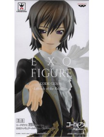 EXQ FIGURE  CODE GEASS LELOUCH OF REBELLION - LELOUCH LAMPEROUGE