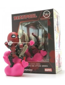 MINI EGG ATTACK  DEADPOOL CUPID