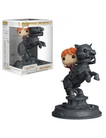 POP HARRY POTTER  82 RON WEASLEY RIDING CHESS PIECE