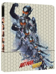 ANT-MAN  STEELBOOK