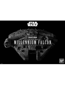 STAR WARS  MILLENNIUM FALCON PERFECT GRADE 1/72 SCALA