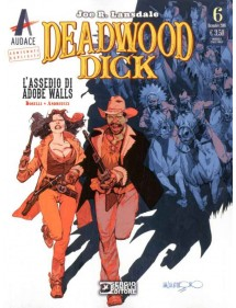 DEADWOOD DICK  6 L'ASSEDIO DI ADOBE WALLS