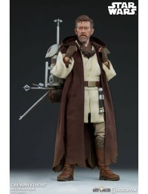 SIDESHOW COLLECTIBLES  STAR WARS OBI WAN KENOBI
