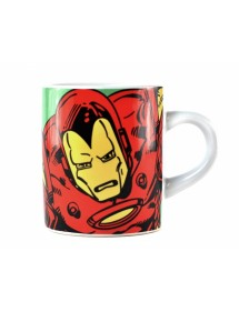 TAZZA MARVEL  IRON MAN (MINI)