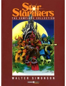 STAR SLAMMERS THE COMPLETE COLLECTION  VOLUME UNICO
