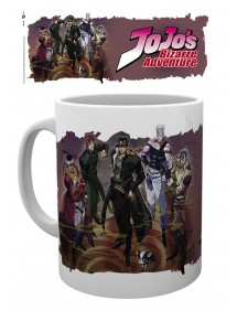 TAZZA  JOJO' BIZZARRE ADVENTURE GROUP