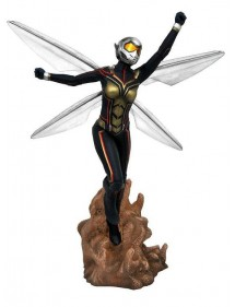 MARVEL GALLERY PVC DIORAMA ANT-MAN AND THE WASP - THE WASP