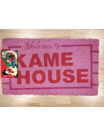 ZERBINO - DOOR MAT - TAPPETO  DRAGON BALL - KAME HOUSE