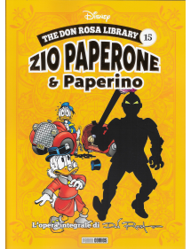 DON ROSA LIBRARY (THE)  15 ZIO PAPERONE & PAPERINO