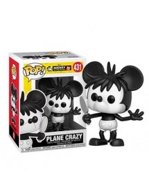 POP DISNEY  431 MICKEY 90 YEARS - PLANE CRAZY
