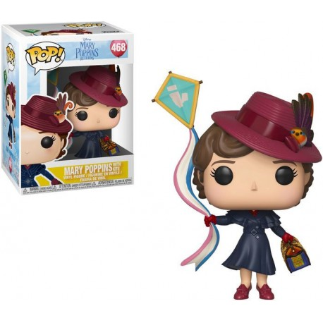 POP  468 MARY POPPINS - MARY POPPINS WITH KITE