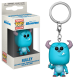 POP POCKET KEYCHAIN  MONSTERS - SULLY
