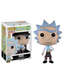 POP ANIMATION  112 RICK AND MORTY - RICK