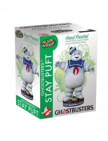 GHOSTBUSTERS  STAY PUFT HEADKNOCHER