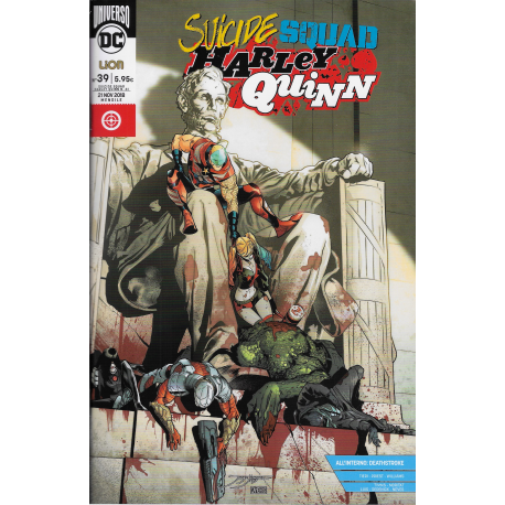 SUICIDE SQUAD/HARLEY QUINN  61/39
