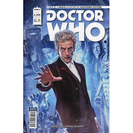 DOCTOR WHO  24