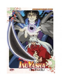INUYASHA THE FINAL ACT BOX COMPLETO