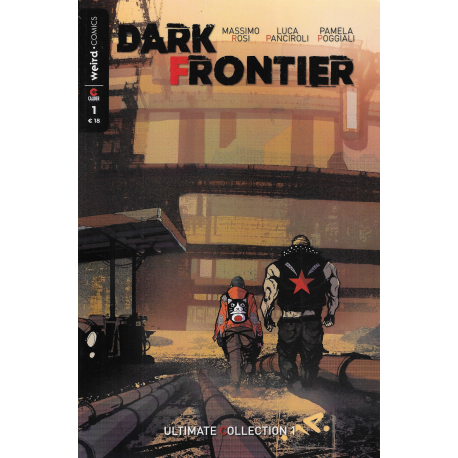 DARK FRONTIER ULTIMATE COLLECTION  1
