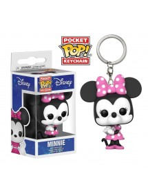 POP POCKET KEYCHAIN  MINNIE