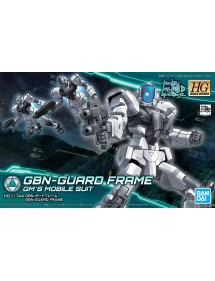 HG GUNDAM BUILD DIVERS  20 GBN-GUARD FRAME