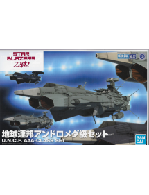 STAR BLAZER  GINGA EXPERIMENTAL SHIP MECHACOLLE 8