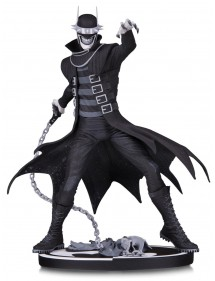 BATMAN BLACK & WHITE DC COLLECTIBLES  THE BATMAN WHO LAUGH BY GREG CAPULLO