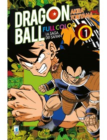 DRAGON BALL FULL COLOR  13 LA SAGA DEI SAIYAN 1