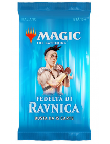 MAGIC FEDELTA' DI RAVNICA BUSTINA