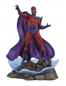 MARVEL PREMIERE COLLECTION RESIN STATUE  MAGNETO