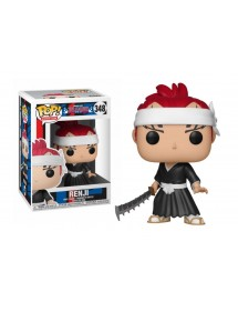 POP ANIMATION  348 BLEACH - RENJI